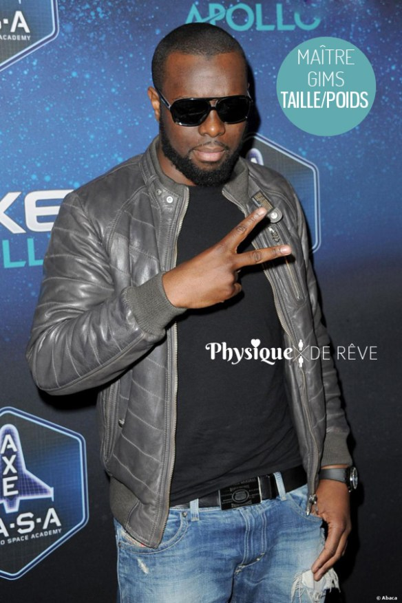 Maitre-Gims--taille-poids-mensuration-musculation
