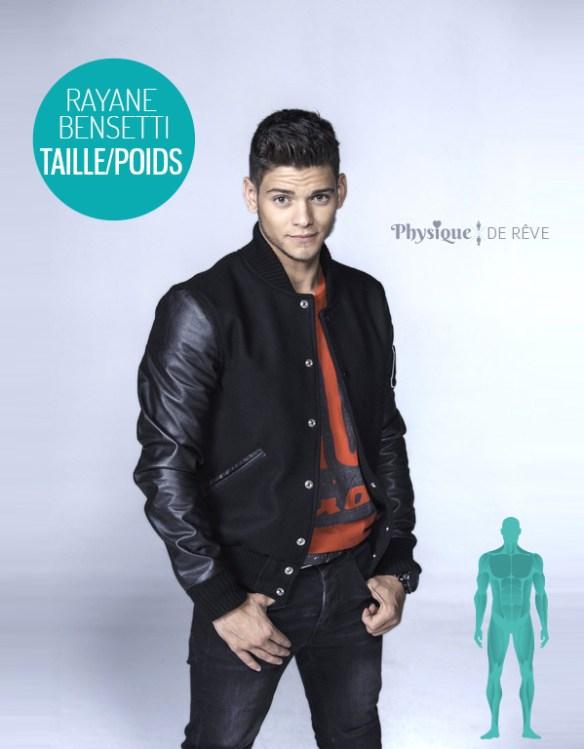Rayane-Bensetti-tailles-poids-sexy