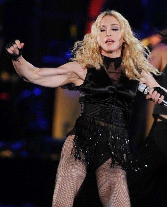 madonna-gros-bras-muscles