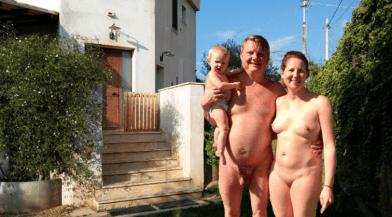 Casa vacanze nudisti in Sicilia