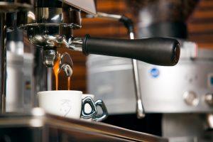 Ob Espresso oder Cappuchino die MAchine machts