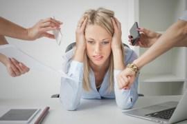 Wenn Stress bei der Arbeit krank macht