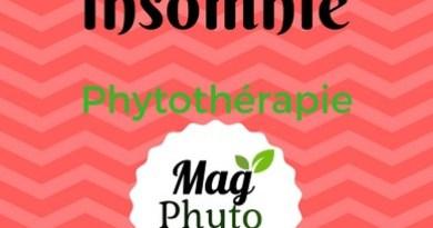 Insomnie phytothérapie