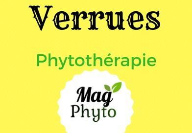verrues phytothérapie