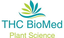 THC BioMed logo