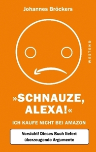 Buch über Amazon