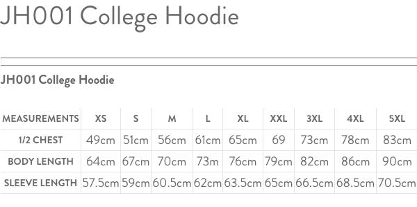 Pi-hole Vortex Hoodie Unisex By AWDis – XS, Black