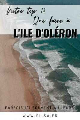 Notre top 10 île d'Oléron
