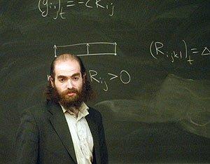 Portrait de Grigory Perelman