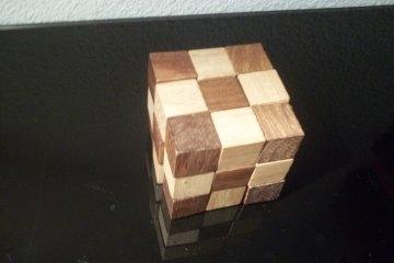 Snake Cube 3x3x3