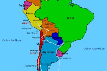 Sujet de mathématiques du brevet 2014 Amérique du Sud