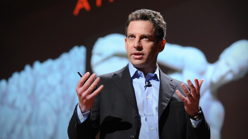 Sam Harris Science Can Answer Moral Questions TED Talk