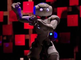 The best robots at TED