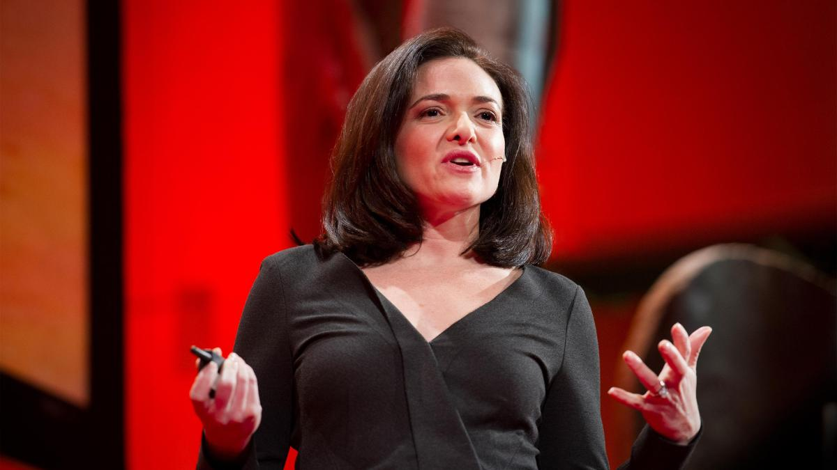 TED TUESDAY: Why we have too few women leaders