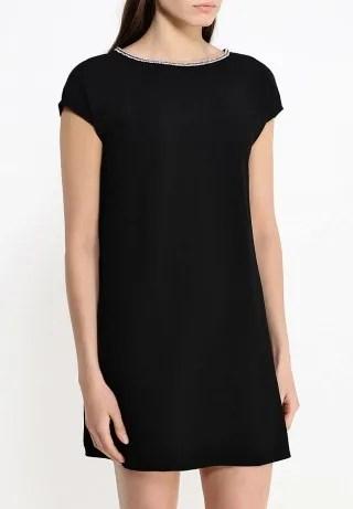 Платье JEWEL DETAIL SHIFT