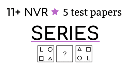 11 Plus (11+) Non-Verbal Reasoning Practice Papers