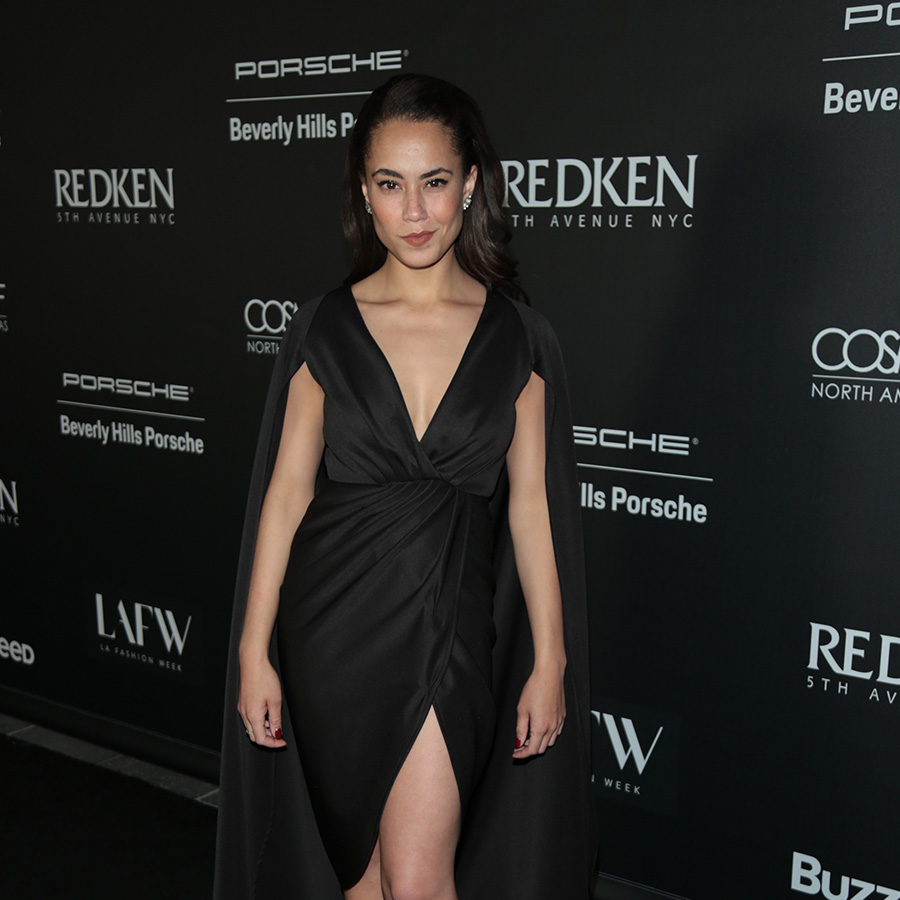 PGP LAFW Red Carpet Alex Hudgens
