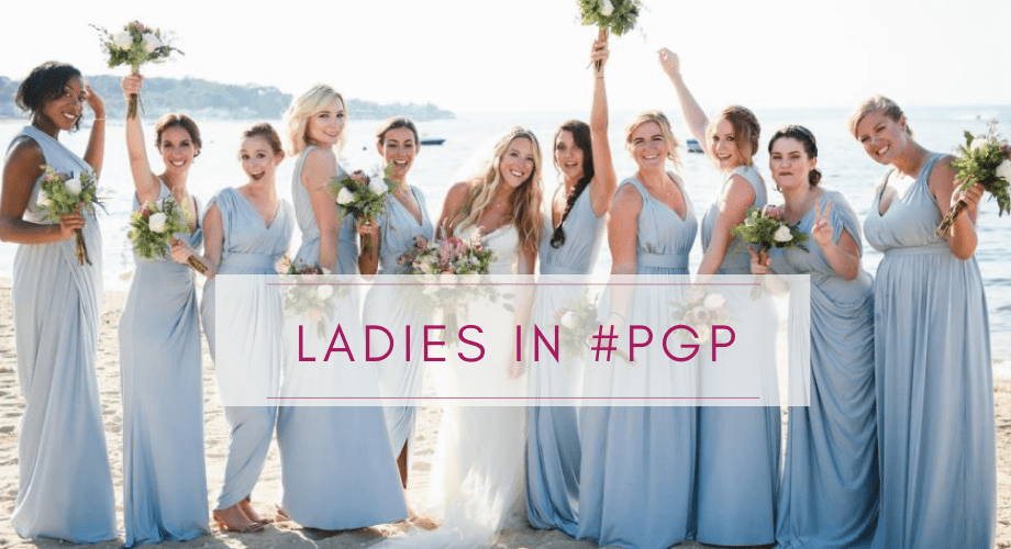 ladies in PGP