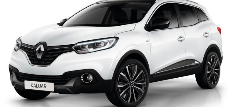 Den Renault Kadjar für 149,- € monatlich fahren