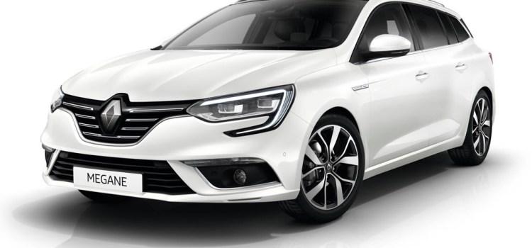 Den Renault Mégane Grandtour für 129,- € monatlich fahren
