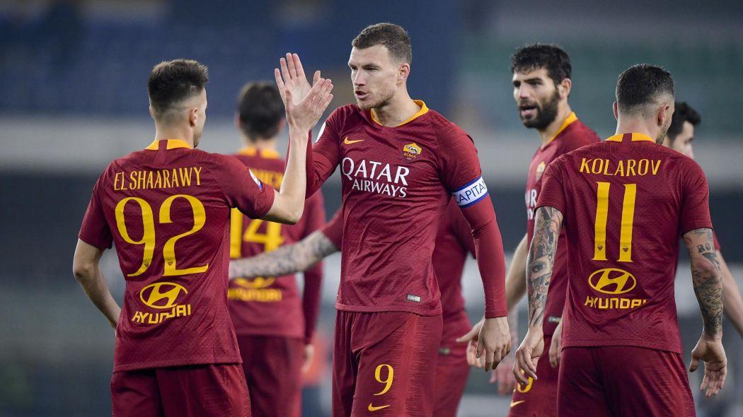 AS Roma kalahkan Porto 2-1