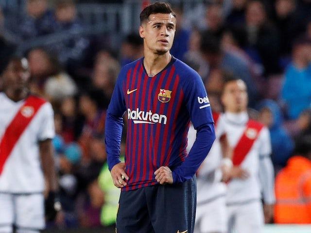 Coutinho dikatakan tidak akan hengkang dari Barca