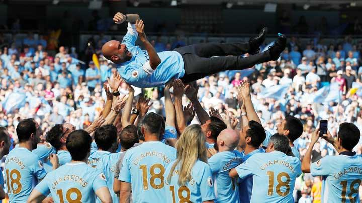 Salah satu Manajer Club Skuat Manchester City Pep Guardiola Dikabarkan Akan Segera Mendatangkan Beberapa Pemain Terbaru.