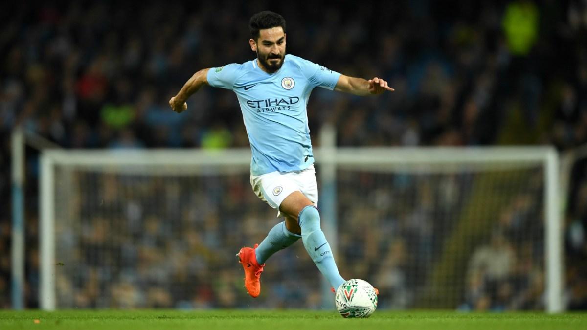 Sang Pamain Bintang Iikay Gundogan Dirinya Mulai Ragu Dengan Masa Depan DI Club Skuat Manchester City