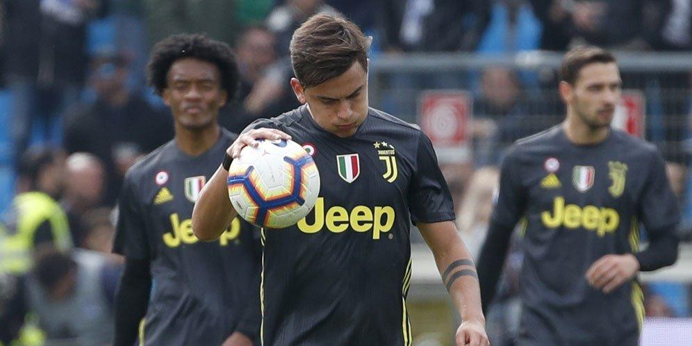 Juventus Tumbang Saat Berhadapan Dengan SPAL