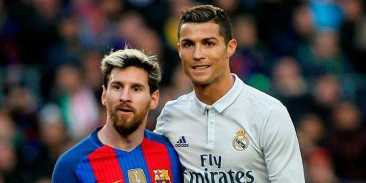 Giorgio Chiellini Samakan Ronaldo Dan Messi Dengan Dua Petenis Papan Atas