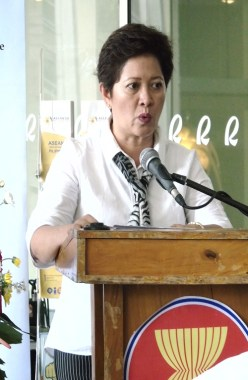 DTI-NegOr OIC Dr. Angeline Gonzales