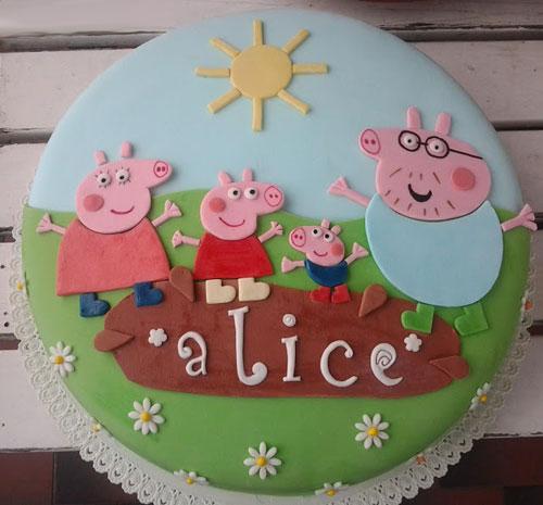 Torte di Peppa Pig per Compleanni 70 Foto  PianetaBambiniit