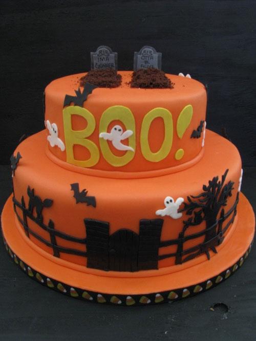 80 Bellissime Torte di Halloween per Bambini
