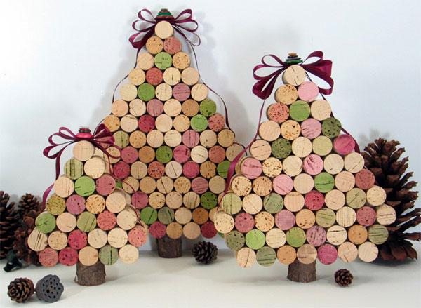 Decorare l'albero di natale con i tappi di sughero! Lavoretti Di Natale Con Tappi Di Sughero 20 Semplici Idee Pianetabambini It