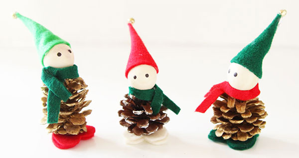 Lavoretti di natale con le pigne: Lavoretti Di Natale Con Le Pigne Ecco 20 Simpatiche Idee Pianetabambini It