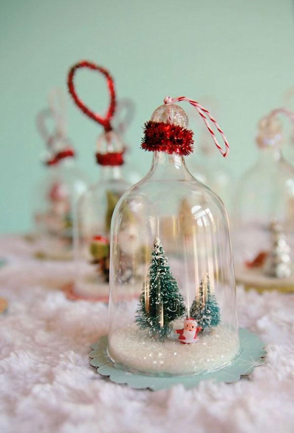 15 Idee per Decorazioni di Natale Fai da Te