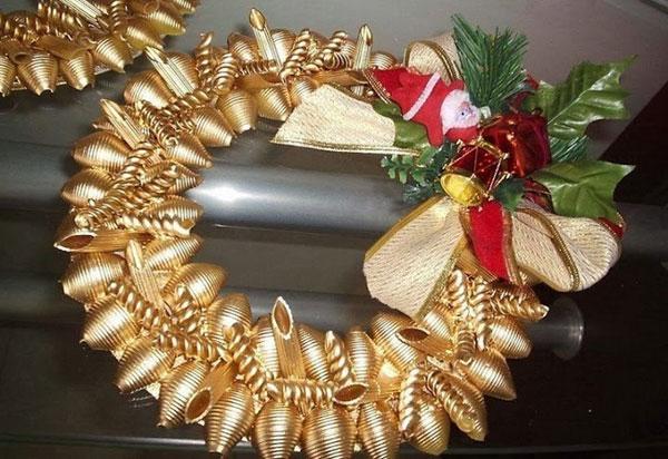 Lavoretti Di Natale Con La Pasta 15 Bellissime Idee