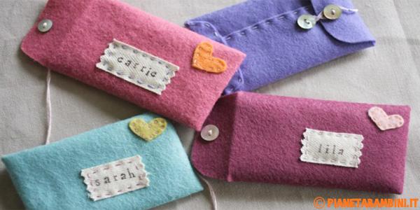 8 Idee per Lavoretti in Feltro per la Festa della Mamma