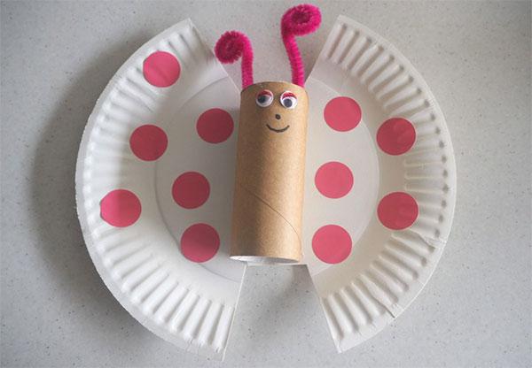 65 Lavoretti con Piatti di Plastica per Bambini  PianetaBambiniit