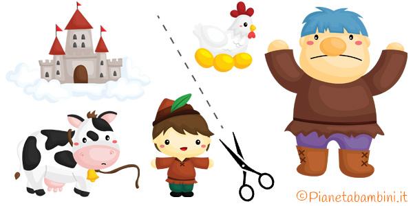 Disegni Già Colorati Da Stampare Per Bambini Pianetabambiniit