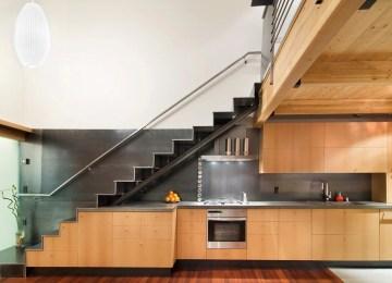 Scala In Cucina | Scale Esterne Ville Recinzione Per Villa With ...