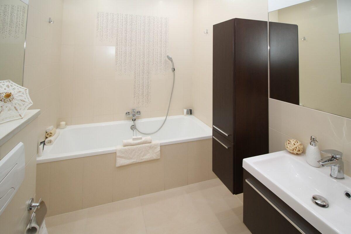 Bagno v u design per la casa