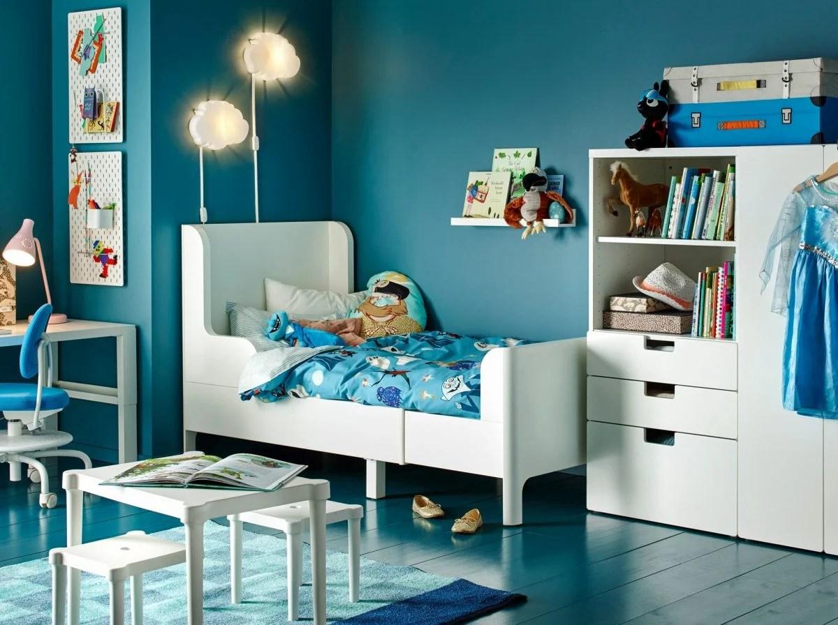 Cameretta Ikea Bambina : Cameretta ikea e fantasia per ottenere una camera ludica