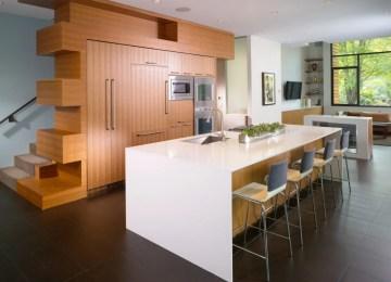 Cucina All Americana | Arredare Una Cucina Aperta Sul Soggiorno Con ...
