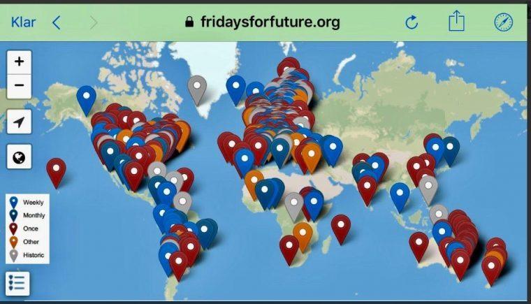 Interessa Pianeta, ma proprio tutto il Pianeta – Global Strike For Future – 15 marzo 2019