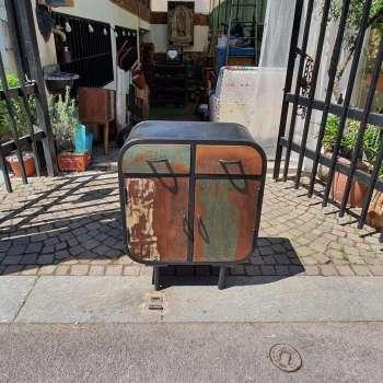 mobiletto con due cassetti