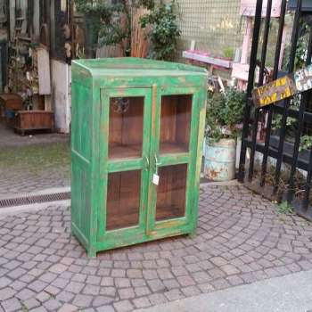 Vetrinetta verde chiaro