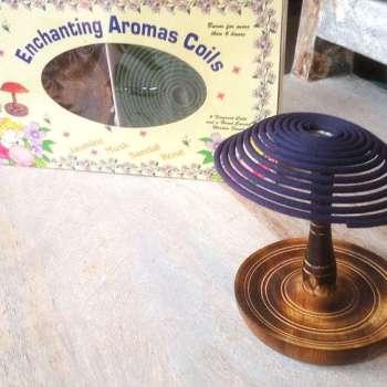 incensi a spirale