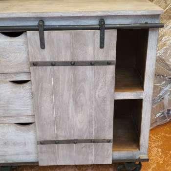 credenza legno palissandro