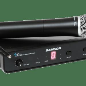 Micro sans fil Samson Concert 88 Handheld